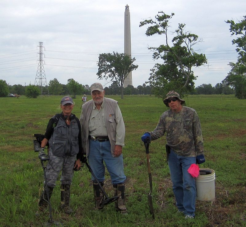 San Jacinto Battlefield Survey